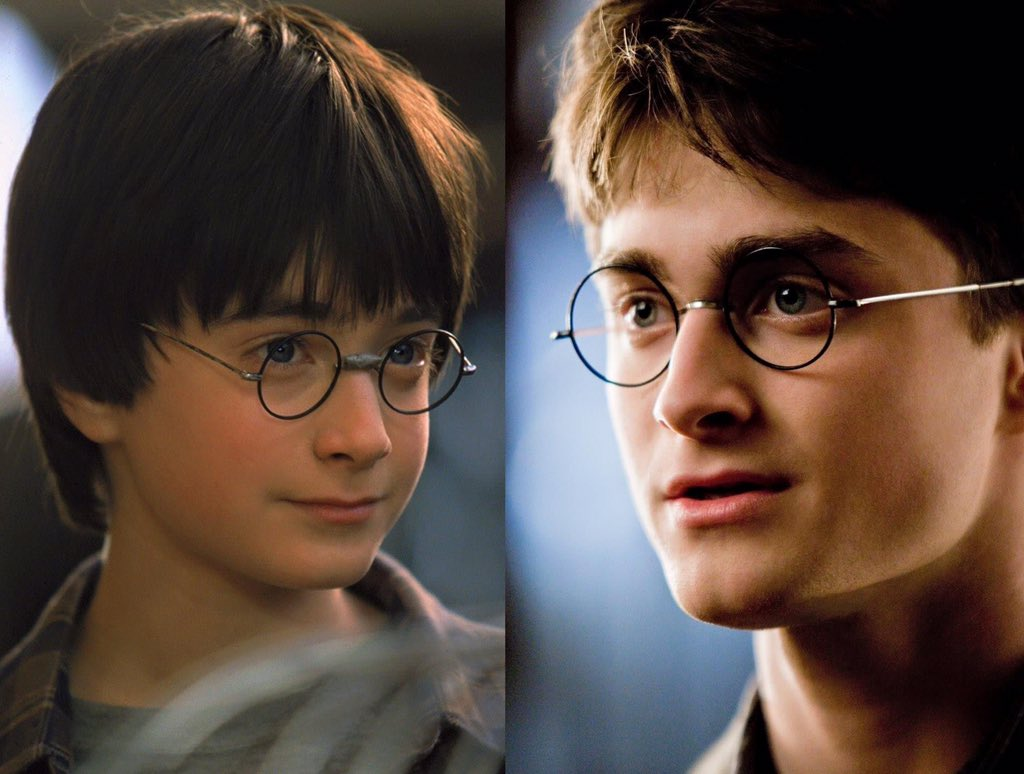 Happy Birthday Harry potter  Childhood hero