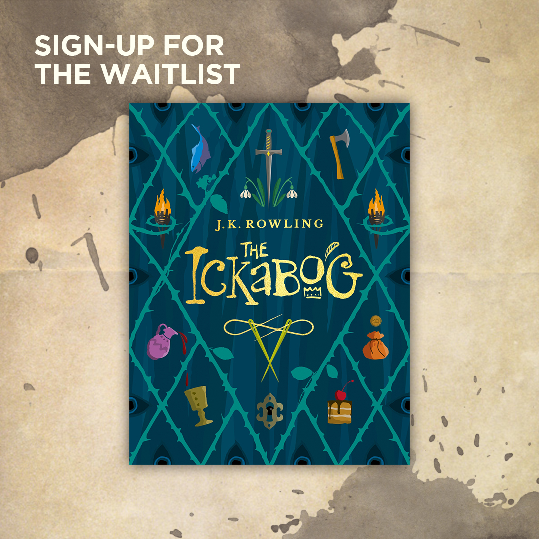 'The Ickabog', J.K. Rowling's newest book, is coming to NBS in November 2020! This read-aloud story is written for seven to nine-year-olds to read to themselves.  Sign up for the wait list now: . #TheIckabog #JKRowling #ComingSoon #NBSNewReads #NBSeveryday