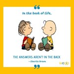 Image for the Tweet beginning: ##charliebrown #snoopy #comics #psychology #mentalhealth