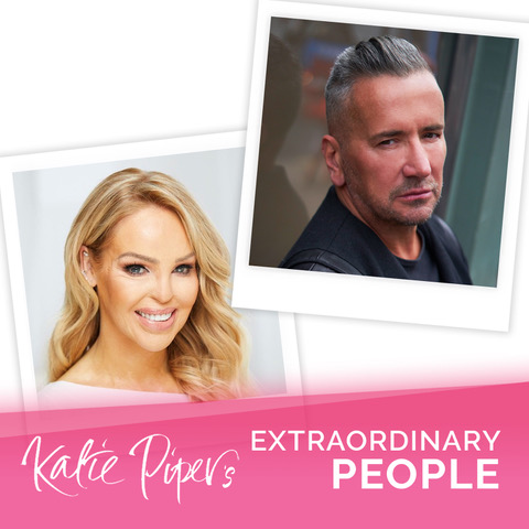 I was so so happy to chat to the amazing @KatiePiper_  on her equally amazing podcast Extraordinary People. Thanks for having me gorgeous, it was an honour. Out tomorrow! Links to follow 💓 https://t.co/HPBzK2qMev