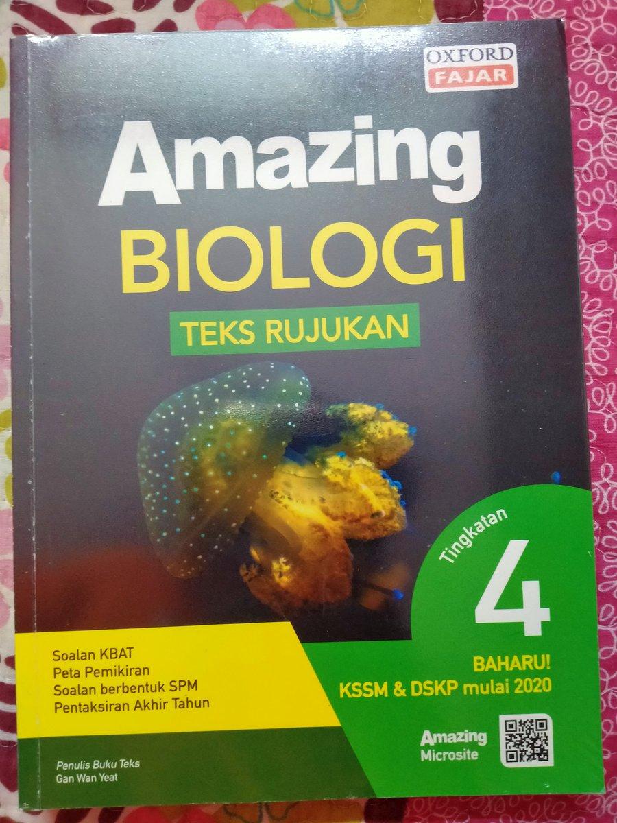 Buku Teks Digital Biologi Tingkatan 4 Kssm
