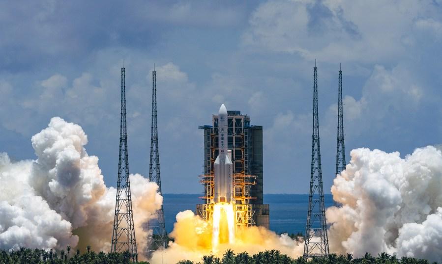 China busca signos de vida en Marte con Tianwen 1, llegará en 2021