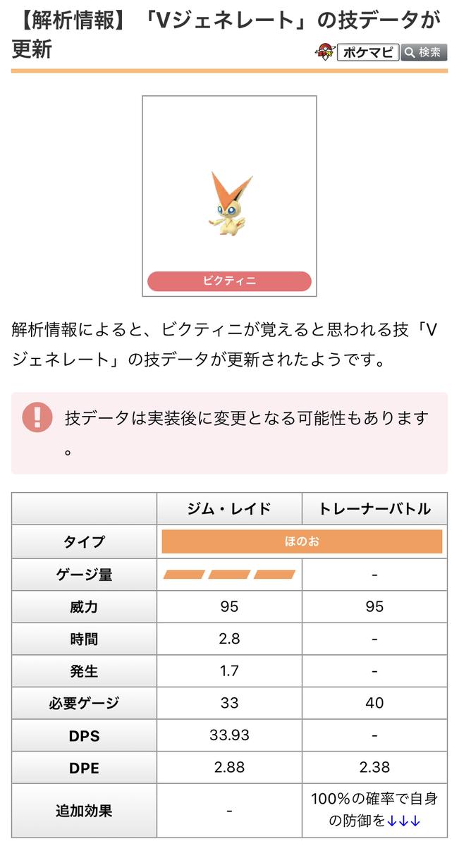 Go レート ポケモン