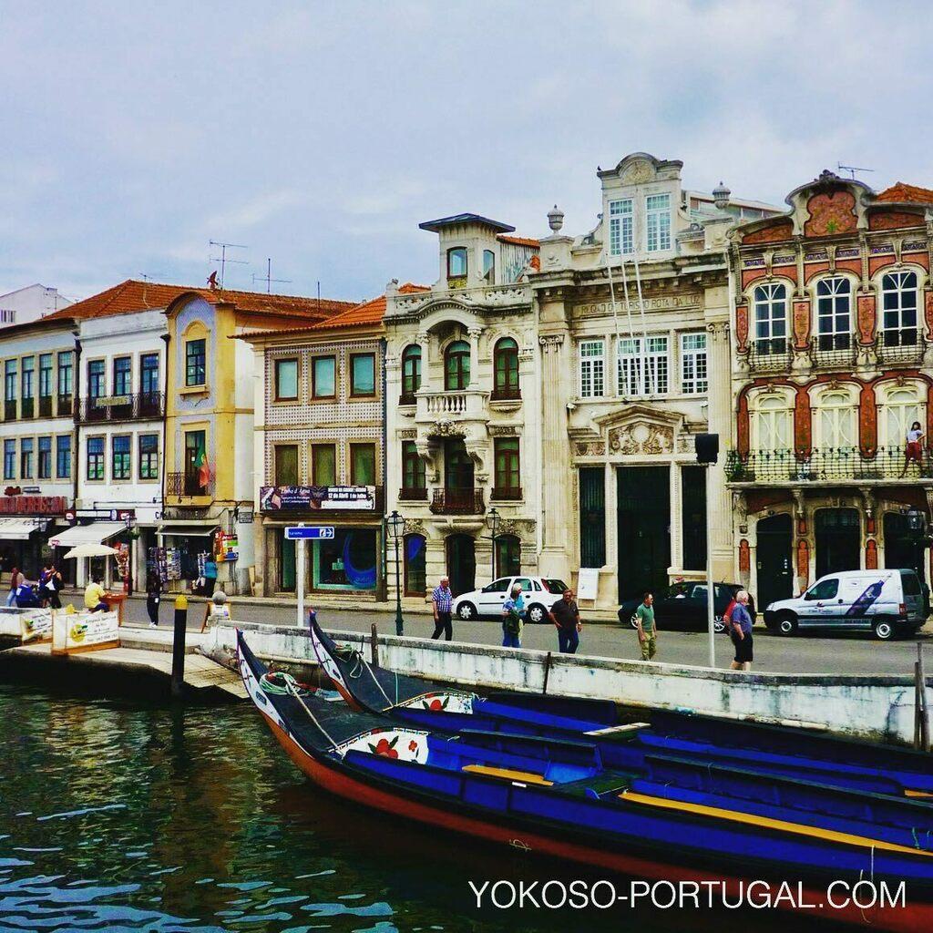 test ツイッターメディア - 運河の美しい街アヴェイロ。舟に乗って観光がおすすめです。#ポルトガル #アヴェイロ https://t.co/008i8Er9py