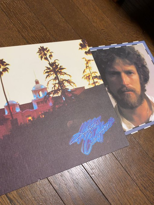 1        Happy Birthday Don Henley       EAGLES HOTEL CALIFORNIA