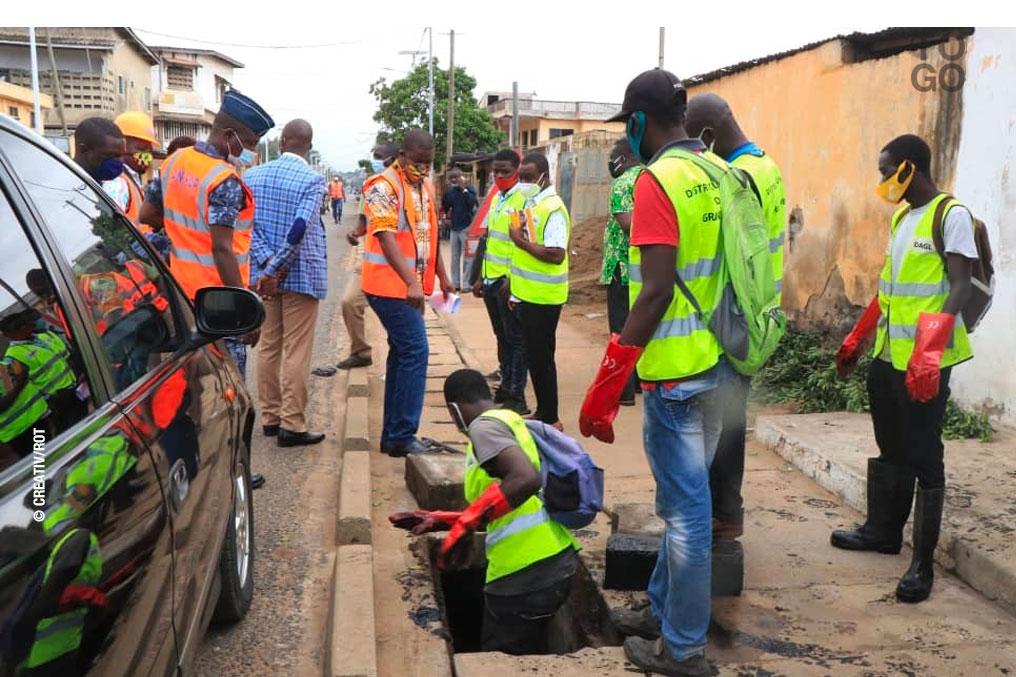 L'heure est aux sanctions https://t.co/UpvpEWibkN #Hygiène #Assainissement #Togo https://t.co/1osvFgopqv
