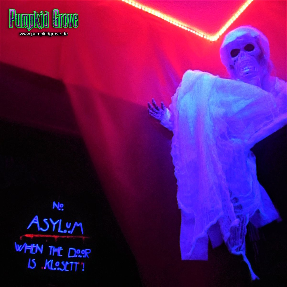 No Asylum When The Door Is Klosett!  #halloween2015 #halloween #samhain #luegburghorrorstory #ahsfx #asylum #geist #ghost #toilette #toilet #gruselig #haunted #horror #homehaunt #love #trickortreat #party #art #halloweendecorations #germany #pumpkidgrove #pumpkidgrovegermany https://t.co/qV10t5QIyO