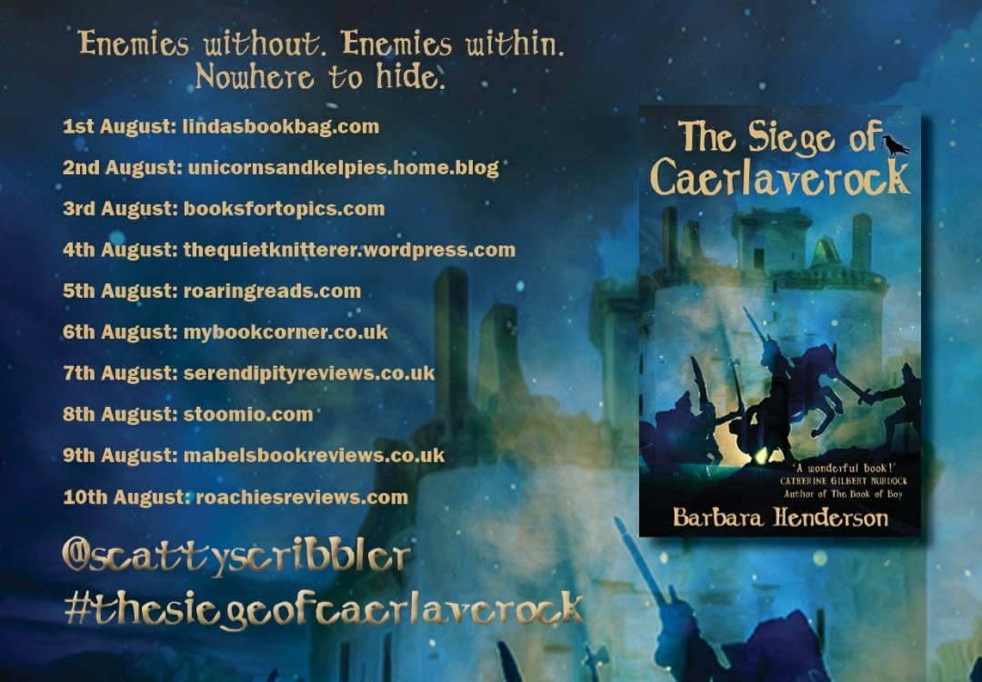 My 1st book blog tour date is on 9th August.