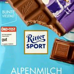 Image for the Tweet beginning: International chocolate news! Germany's Ritter