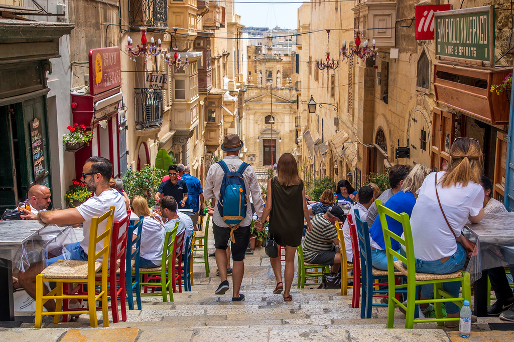 A year ago we published Valletta, Malta Travel Guide lifepart2.com/valletta-malta… #Valletta #ThreeCities #Malta