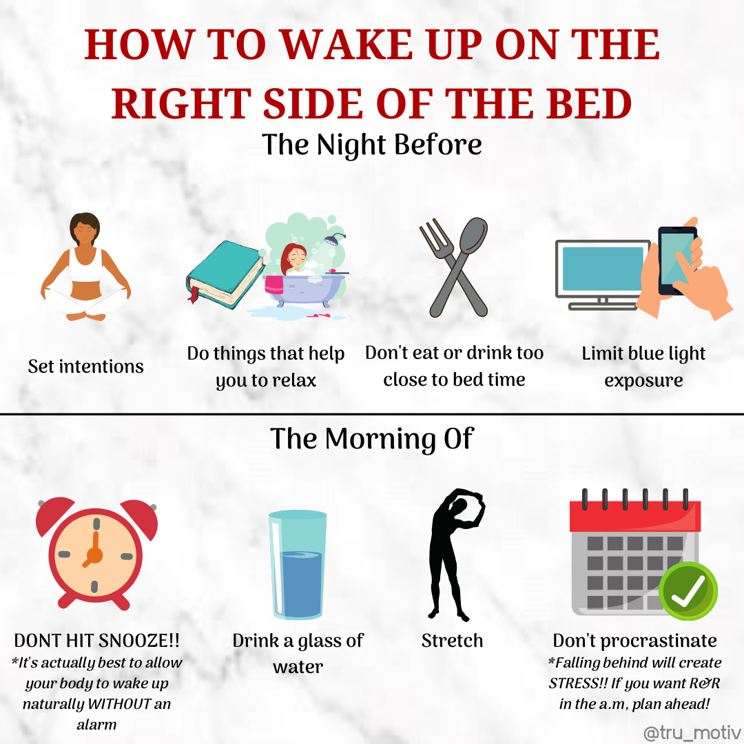 How you start your day determines how you will finish it! ⠀ Which one of these do you feel you need more of in your life?! . . . . . #sleep #goodnightsleep #circadianrhythm #sleepcycle #rightsideofthebed #goodmood #mindset #weightlossjourneypic.twitter.com/eKKyXaFodl