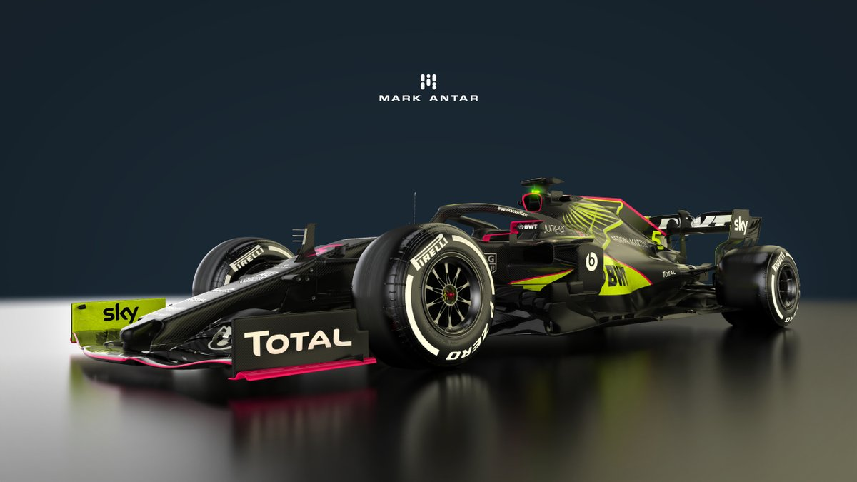 Mark Antar Design Auf Twitter 2 3 2021 Aston Martin F1 Livery Concept Astonmartin F1 F12021 Liverydesign Formula1 Racingpoint