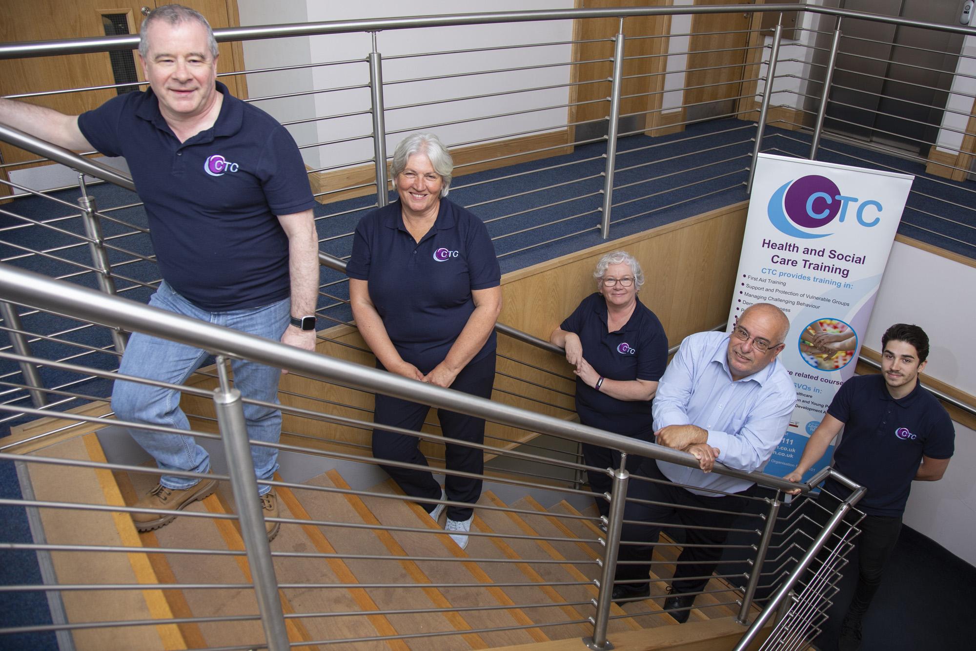 Care Training Consortium Team Photo