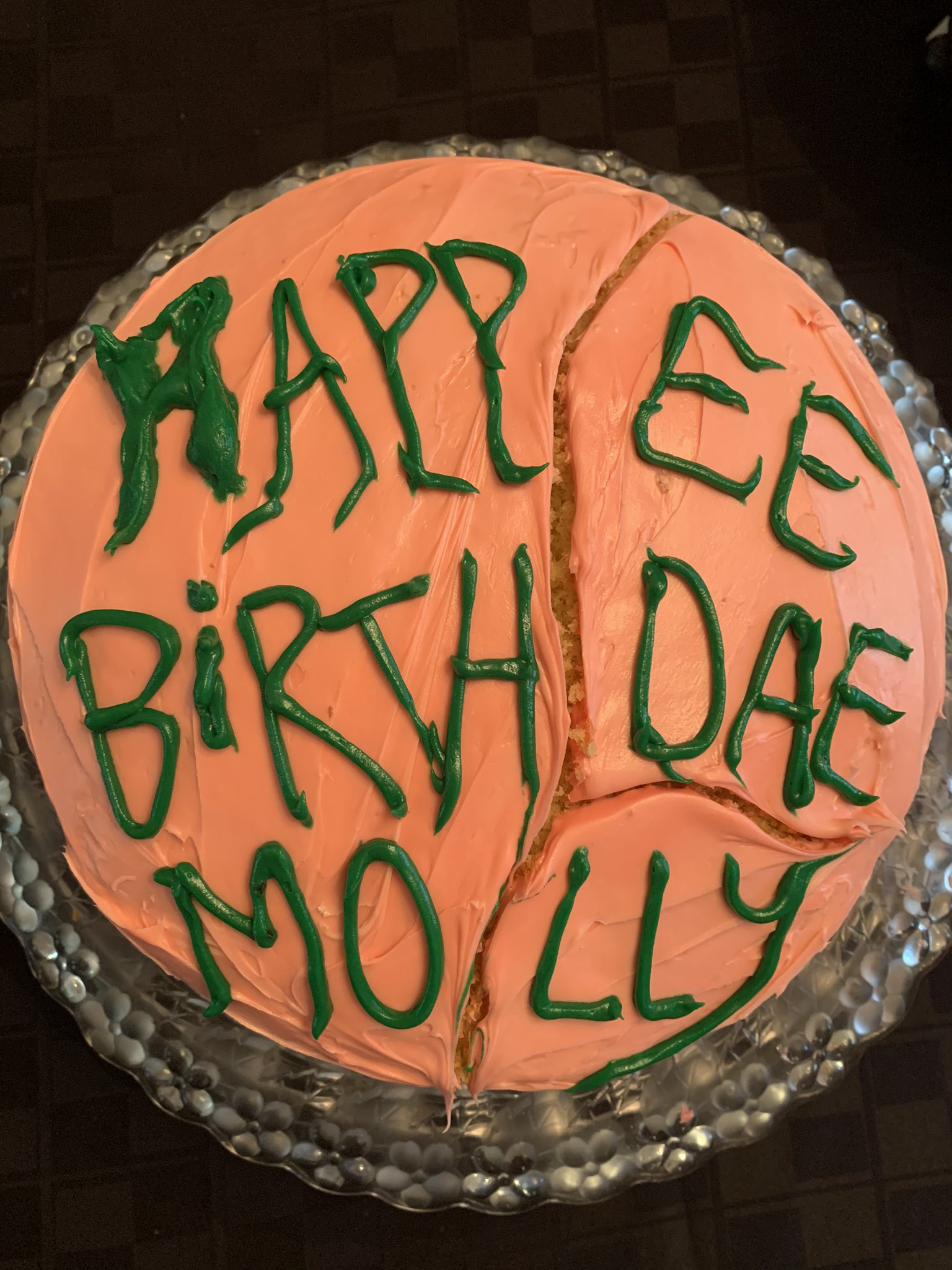 My Harry Potter fan is 10 years old today. Happy Birthday, Molly!