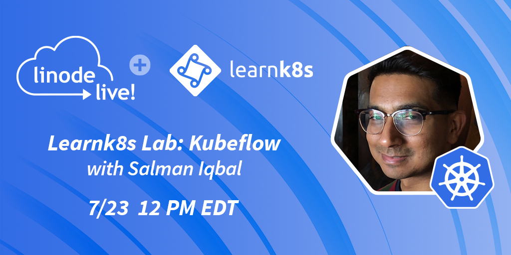 Last chance to register for our @learnk8s lab today at 12 PM ET. Learn everything you need to know about deploying and managing complex ML systems at scale with @kubeflow. If you can't make it, register anyway and you'll receive a recording of the lab: lin0.de/5Jueac
