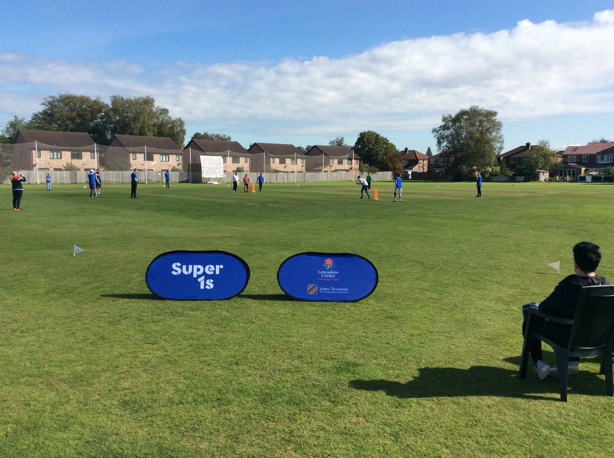 As #Super1s and club cricket returns across the country, a Thursday throwback to our first competition in a club setting, at @SOUTHWESTMCRCC in September last year.