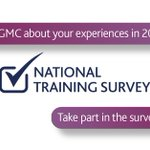The GMC have launched their annual national training survey, for trainees and trainers, shorter this year, asking about your experience of COVID-19. Please take part.