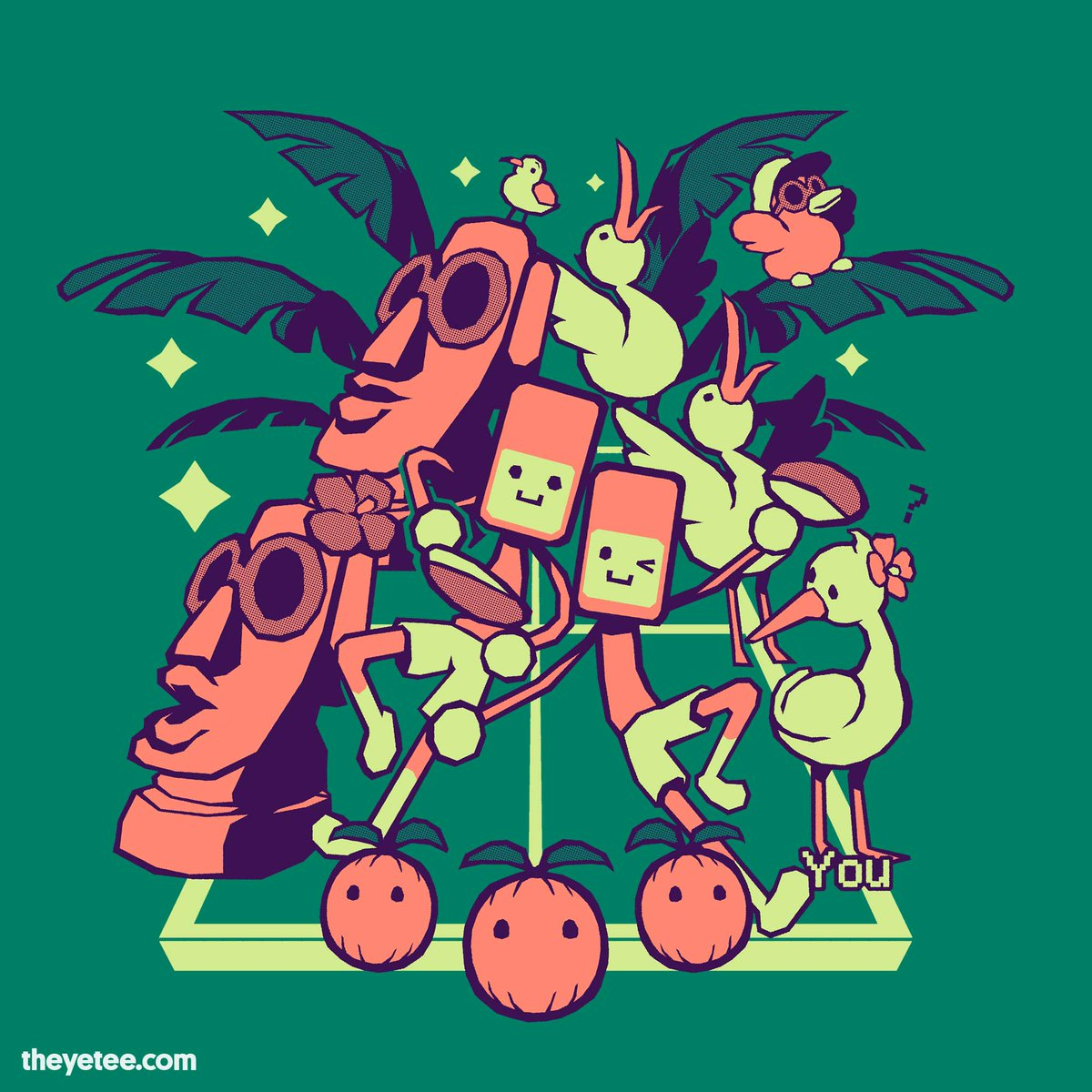 The Yetee On Twitter It S The Perfect Time To Hit Those Summer Beats And Perfect Your Tank Top Rhythm Designed By Mikoto Tsuki For Sweatyfest Https T Co Zd8uexq3ta Https T Co Tye485aozi My very first #spyro shirt, second piece of spro clothing! twitter