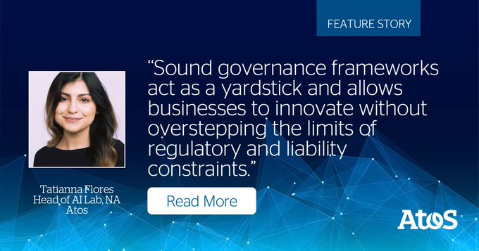 Did you know better #AIGovernance standards may innovate business more than becoming a barrier...
