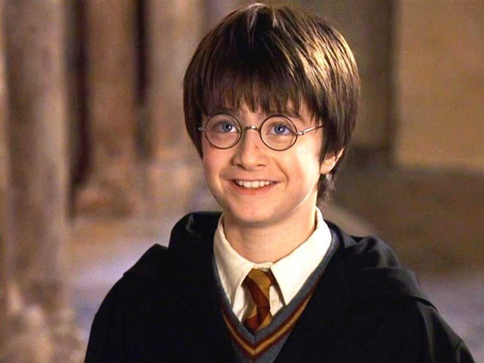 Happy birthday to the real author of Harry Potter!