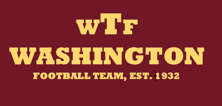 Ben Shapiro On Twitter Proposed Washington Logo Really Want To Emphasize The Team As The Central Component