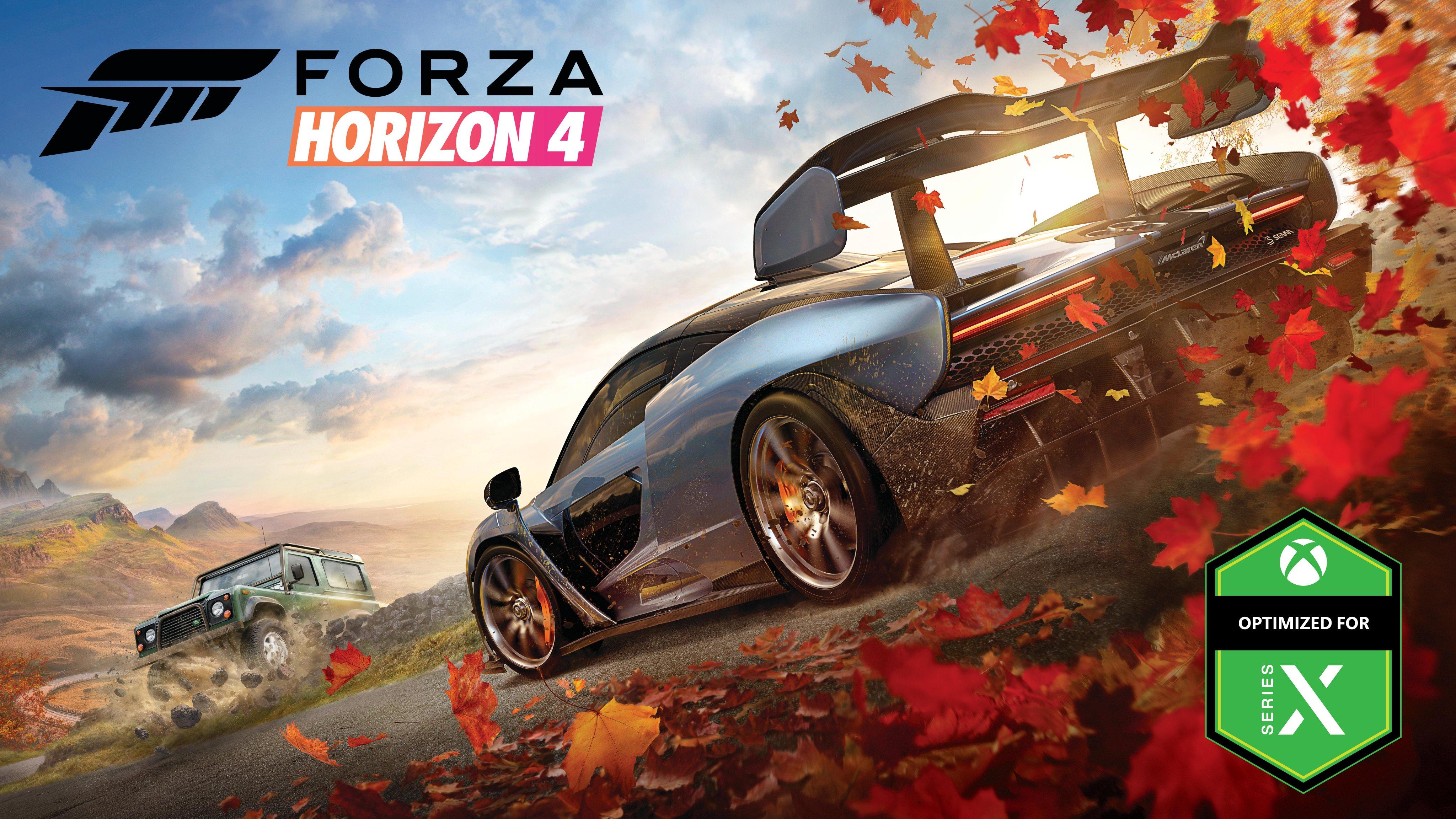Xbox Series X Forza Horizon 4