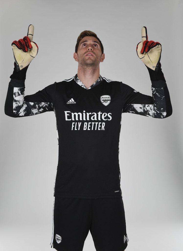 New kit 🔥🔥🔥 @adidasfootball @Arsenal