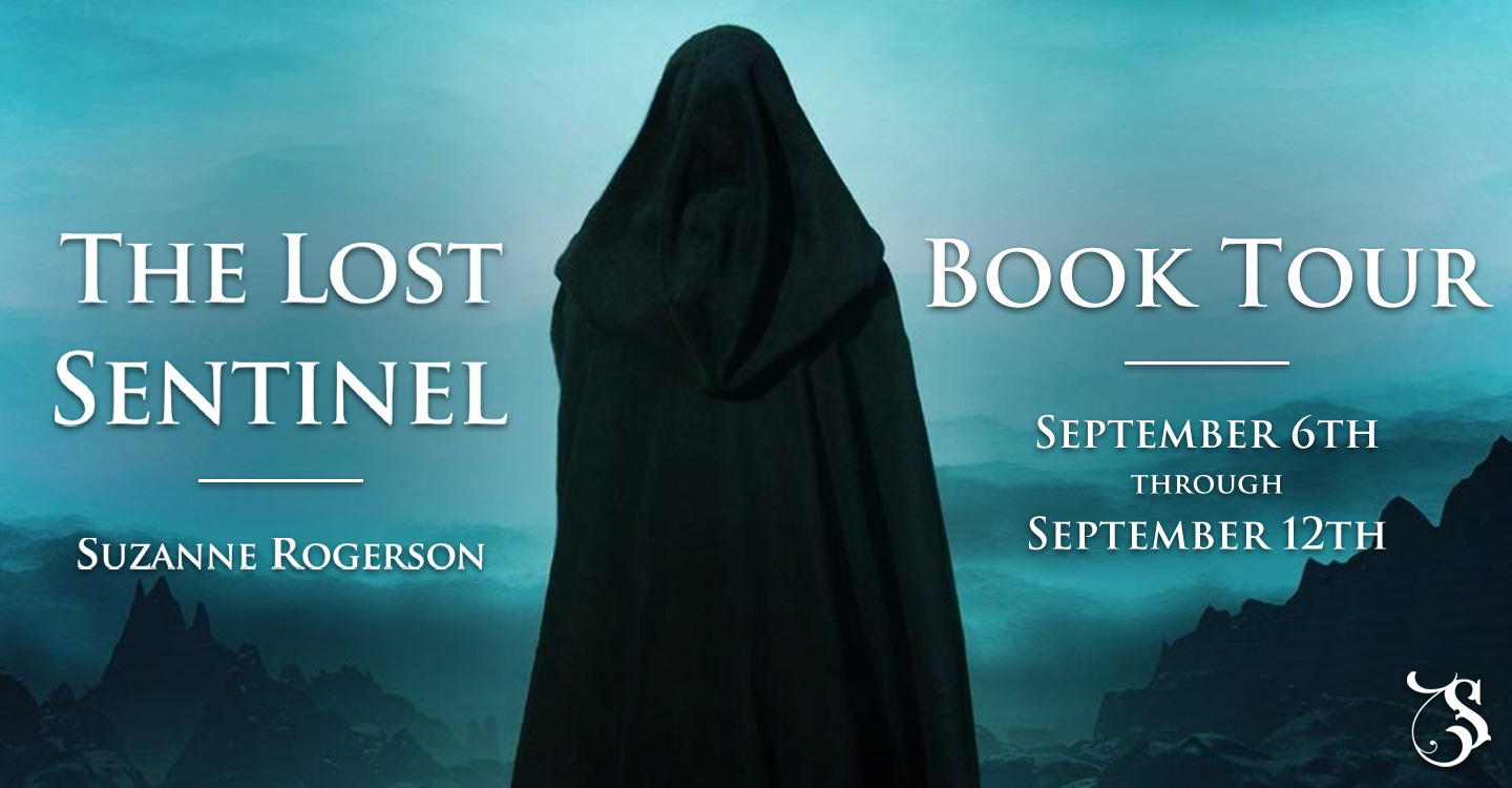 The Lost Sentinel by Suzanne Rogerson banner
