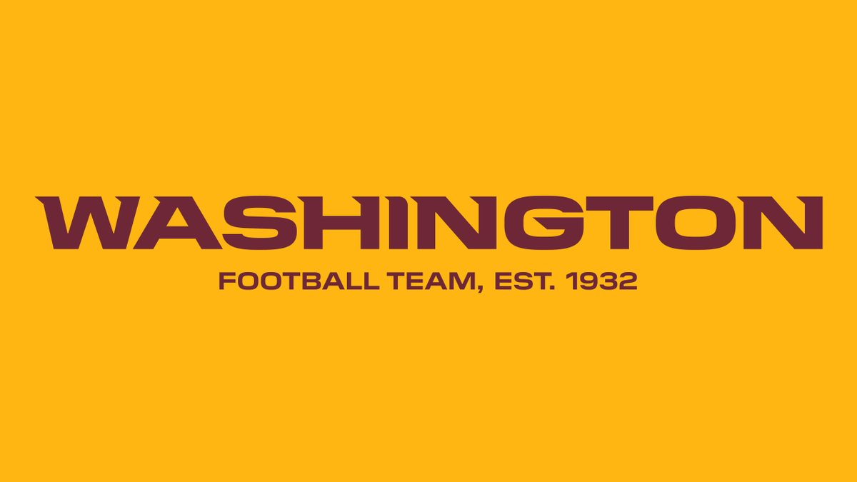Washington Football Team Washingtonnfl Twitter