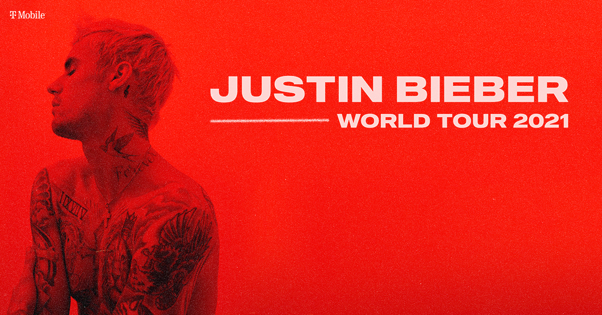 We're excited to announce that we will welcome the Justin Bieber World Tour in 2021 on June 22 & 23! Tickets go on sale Thursday, August 6. A limited number of exclusive VIP packages are also available.  📝: https://t.co/GTVyFG4bKK https://t.co/wDzSqcVl48