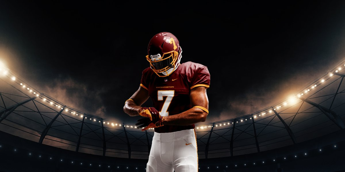 "Washington Football Team on Twitter: ""It's the uniforms for us 👏… """