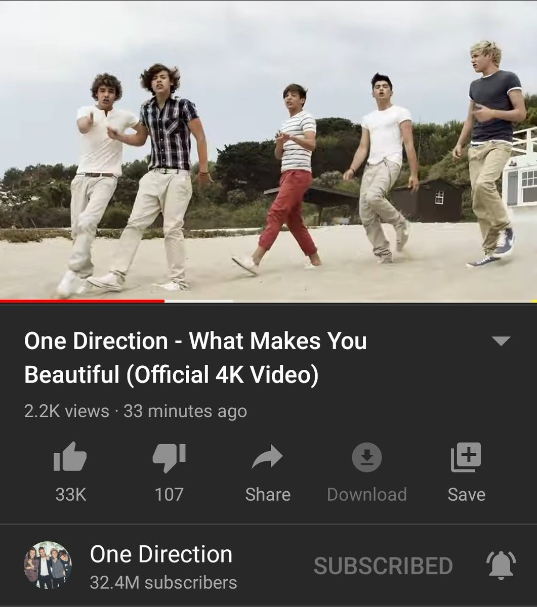 Н'«ð'‰ð''𝒓𝒊𝒏𝒊 Á´° On Twitter Guys Did You All See This Music Video By A Band Called One Direction They Seem So Fcking Talented I Think I M Gonna Be Their Stan