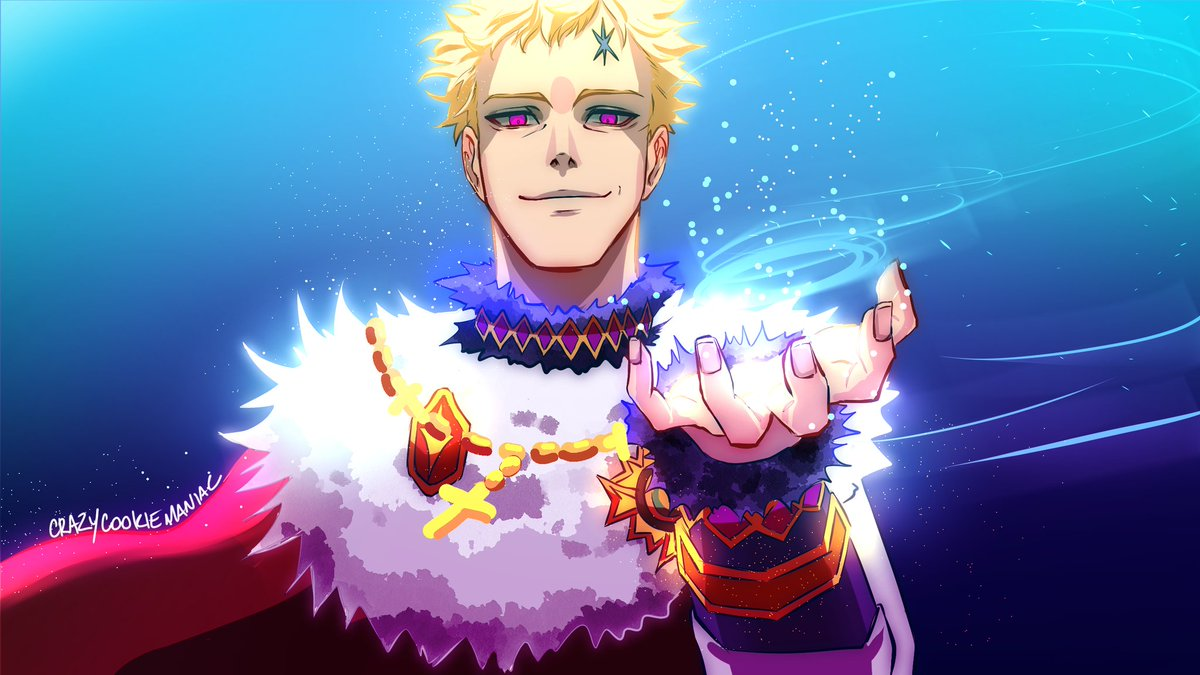 Juliusnovachrono Hashtag On Twitter Julius novachrono 「ユリウス・ノヴァクロノ yuriusu novakurono」 is the 28th magic emperor of the clover kingdom's magic knights. juliusnovachrono hashtag on twitter