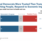 Image for the Tweet beginning: Democrats in Congress hold a