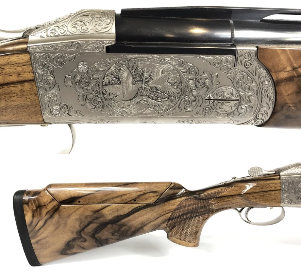 This pre-owned Krieghoff K-80 Bavaria Royale, 30″ Sporter is now available. Call us at (210) 829-0297 for more info on this dream gun. . . . . . #krieghoff #engravedgun #shotguns #texas #krieghoffk80 #scrollwork #engraving #sanantoniotxpic.twitter.com/j98BV42HU6