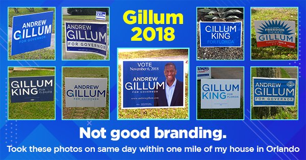 Will Biden make the same mistake in Florida? http://campaignsigns.com/will-biden-do-what-gillum-did-in-florida/ …  #biden #gillum #campaignSigns pic.twitter.com/9xmuYQpMcM