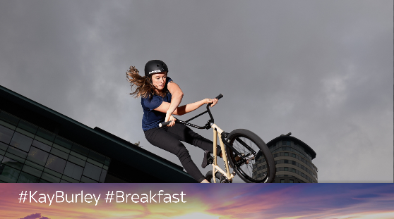 The Toyko @Olympics were originally scheduled to start tomorrow, but were postponed due to #COVID19.  BMX athlete @ChazWorther will be on Sky News #Breakfast at 8.30am discussing her hopes for the rescheduled games in 2021.   📱 Watch live: https://t.co/nkEhmeDwMn  📺 Channel 501 https://t.co/LSQAkHZDFB