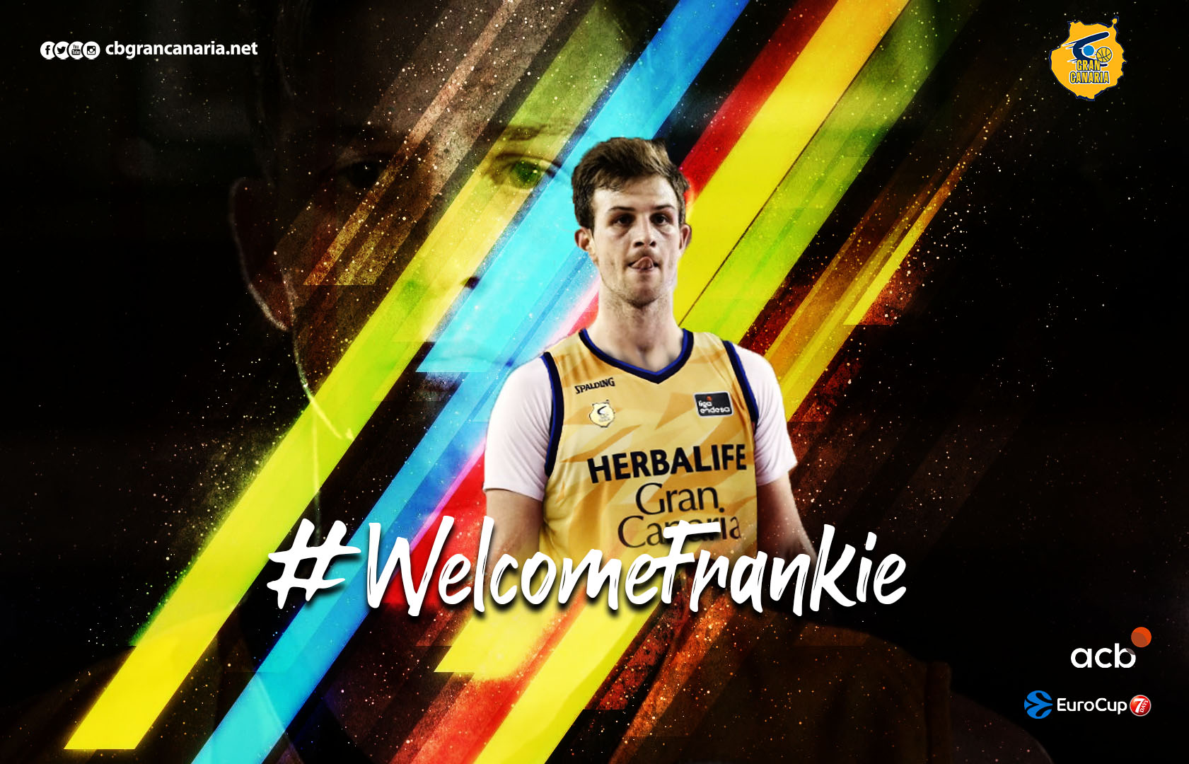 Gran Canaria ufficializza Frankie Ferrari