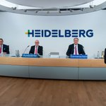 Image for the Tweet beginning: Hauptversammlung der Heidelberger Druckmaschinen AG