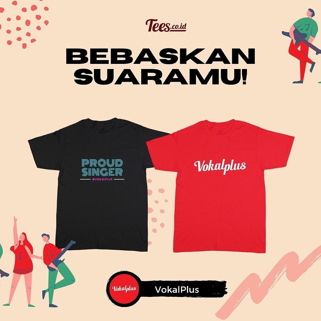 Merchandise VokalPlus bisa kamu beli di https://t.co/WLUjp5Nhck https://t.co/5cGu1RVEk4