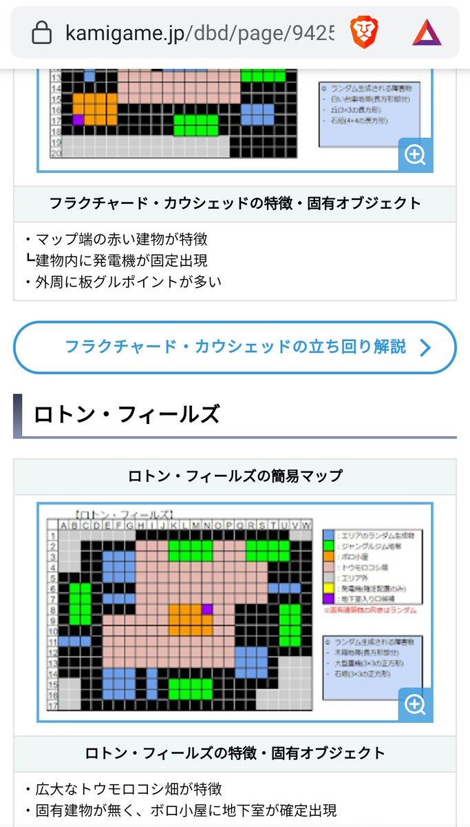 DbD攻略サイトによくある簡易マップ分かりづらいから、マイクラで立体図形にして考えるの良いアイデア! トウモロコシも植えられるし