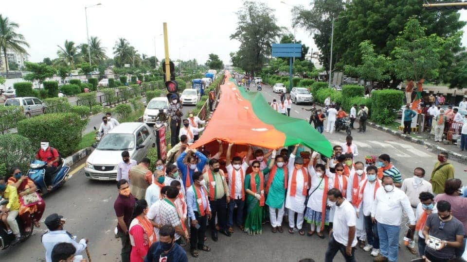 A car rally in Surat to welcome Gujarat BJP chief CR Patil cancelled over social distancing concerns
