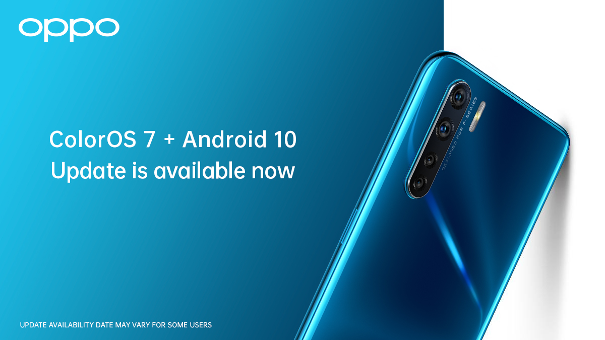 #OPPOUpdate Awesome hardware paired with awesome software! 𝗖𝗼𝗹𝗼𝗿𝗢𝗦 𝟳 + 𝗔𝗻𝗱𝗿𝗼𝗶𝗱 𝟭𝟬 update is now available for your 𝗢𝗣𝗣𝗢 𝗙𝟭𝟱 😎 Download now 👇 https://t.co/at69LFOclD
