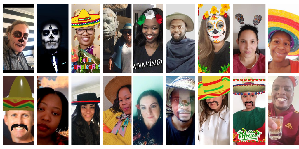 Taco 'bout a party 🎉It's a Mexican Fiesta at our #FancyDressFriday Teams meeting.  #StrongerTogether #PR #NationalTequilaDay https://t.co/j5p4l0rZVi