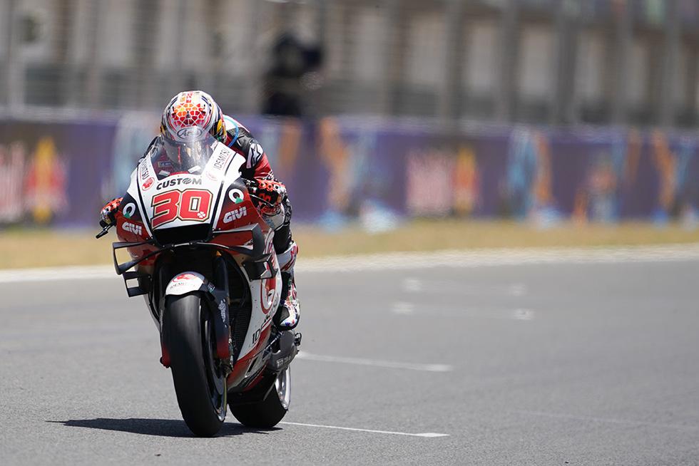 【今週末の #ホンダモースポ 】#MotoGP の第3戦アンダルシアGPが開催。前回大会で10位のLCR Honda IDEMITSUの中上貴晶選手や、12位に入ったRepsol Honda Teamのアレックス・マルケス選手の活躍にぜひご注目ください! https://t.co/juR66FjvMc https://t.co/IOANZQzK4m