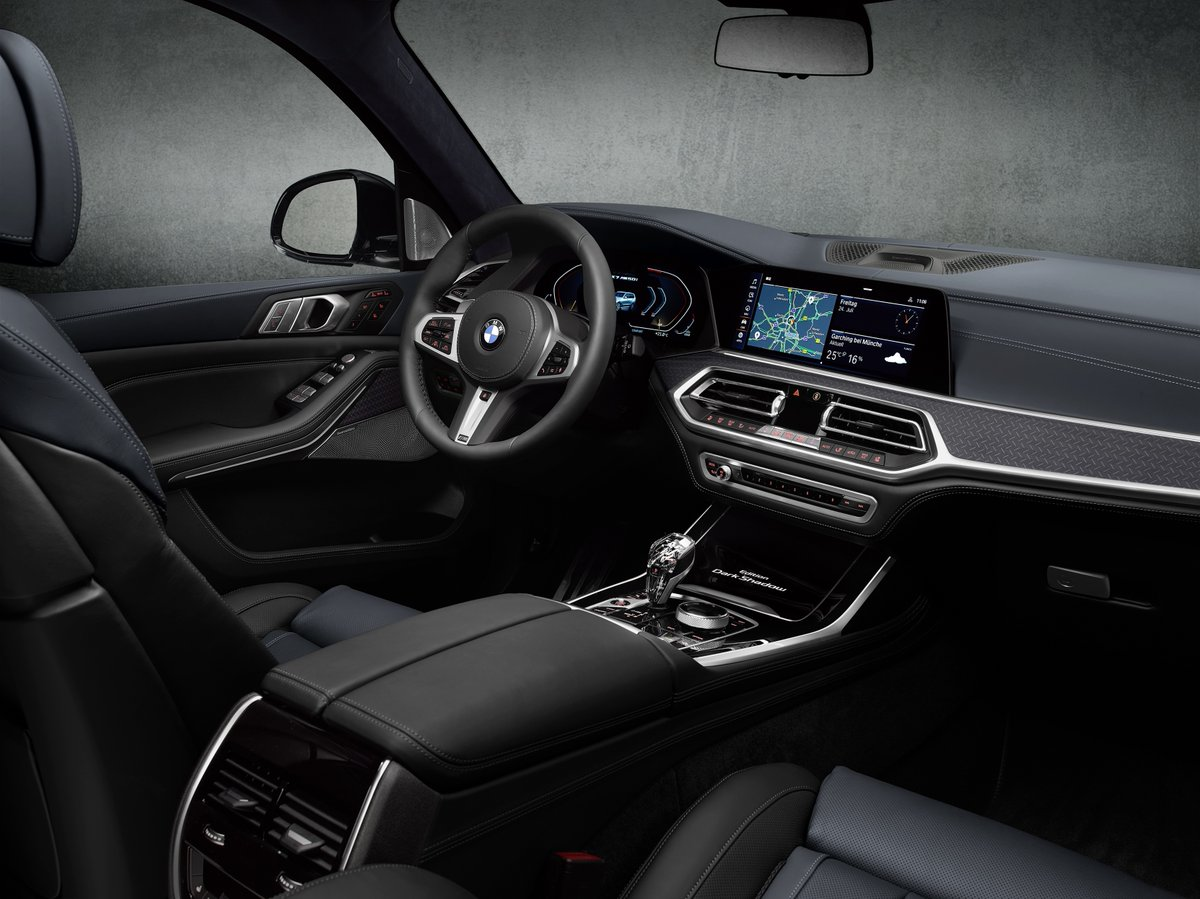 Bmw Group On Twitter The Subtlest Of Bmw Individual Design And Equipment Features Give The New Bmw X7 Edition Dark Shadow A Luxury Ambience Bmwgroup The Bmw X7 Xdrive40i Fuel Consumption