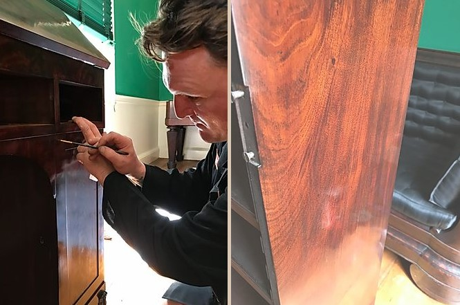 Choosing a Repair Professional for Your Antique Furniture