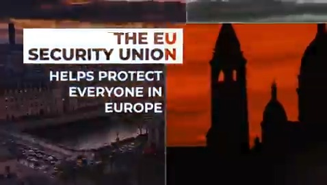 With the new EU #SecurityUnion Strategy, we are connecting all the dots to build a real security ecosystem. It focuses on areas where we can support EU countries in fostering security for all those living in Europe. More: europa.eu/!MQ73PX