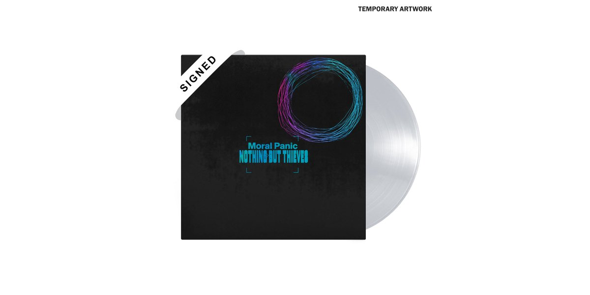 :: USA fans - there is now a signed Moral Panic vinyl available to pre-order on our store. Anyone who previously pre-ordered will automatically get the signed copy. https://t.co/CykyhLBiqS :: https://t.co/wq1oXAeXJb