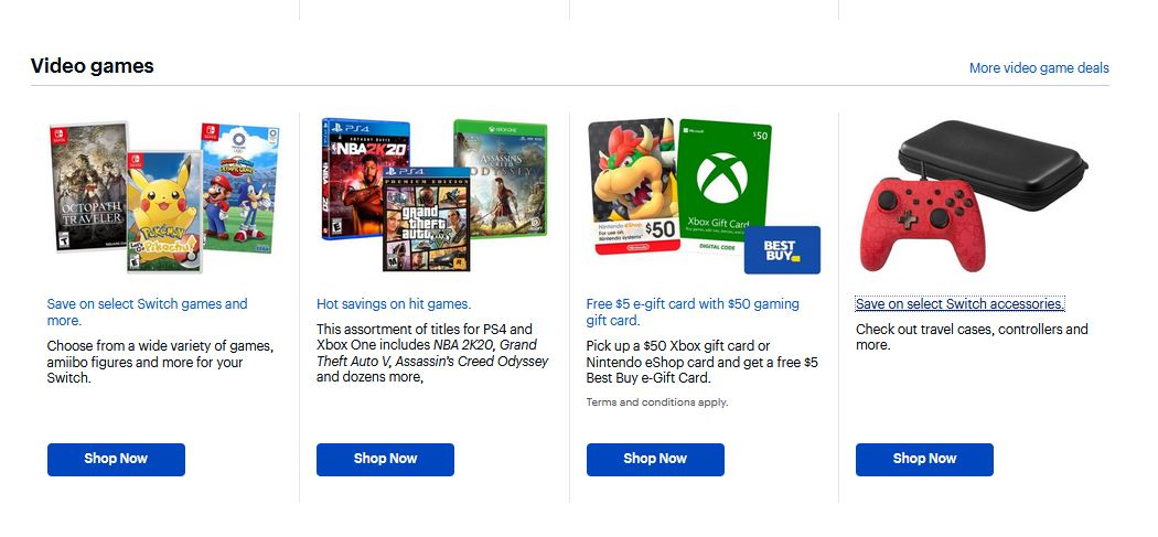 Cheap Ass Gamer On Twitter The Great Summer Save Sale Via Best Buy Https T Co 6gdpmpf9yy
